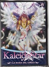 dvd KALEIDO STAR LA MAGIA DEL CIRCO 1