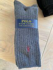 Ralph Lauren Classic Crew Sock 3 Pack