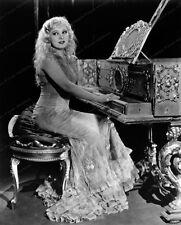 8x10 Print Mae West Beautiful Studio Portrait #MW833