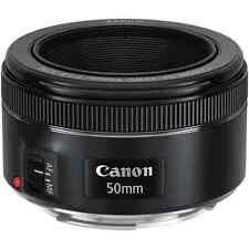 Canon EF 50mm f/1.8 lente STM