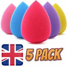 5 Pack Beauty Makeup Applicator Foundation Blender Buffer Sponge Flawless Smooth