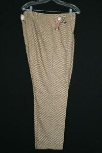 """VINTAGE 1960'S NEVER WORN DEADSTOCK WOOL BLEND RAYON LINED CAPRIS SIZE 32"""" WAIST"""