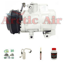 New A//C Compressor Kit Fits 2008-2010 Ford F-Series Super Duty Diesel 6.4L