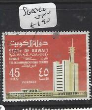 KUWAIT  (P0705B)  TELECOMS  SG 542   VFU