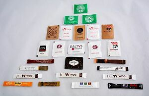 Sugar in 25 Sticks & Packs travel souvenirs Collection from Europe Ukraine S8