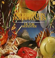 "VICTOR SYLVESTER Celebration Party Dances Album 12"" 33 rpm LP EMI OU2062 DA"