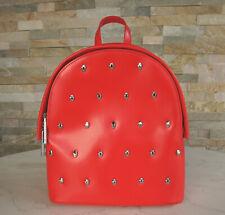 CAVALLI CLASS Tasche Rucksack Backpack Schultertasche rot NEU ehem. UVP 300 €