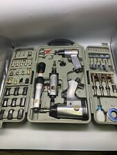 Trades Pro 71 Piece Diy Starter Air Tool Set + Accessories w/ Case (Tt279)