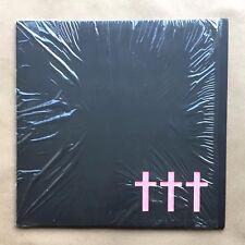 Crosses ††† Ep 1 Pink Vinyl Record Hand Numbered 500 RSD Deftones AFI Korn
