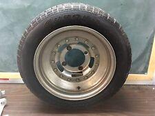 T- Rex Campagna Rear Alu Wheel+tire