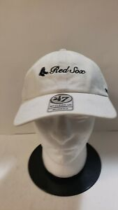 🔥OFFICIAL BOSTON RED SOX MLB '47 CLEAN UP ADJUSTABLE WOMENS Hat NEW⚾⚾