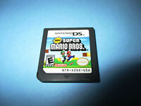 New Super Mario Bros. (Nintendo DS) Lite DSi XL 3DS 2DS Game