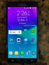 Samsung Galaxy Note 4 SM-N9910A- 32GB  - Charcoal Black (AT&T)Smartphone