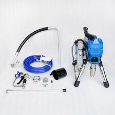 AS Spraying Machine High Pressure Airless Electric Painting With Spray Gun 220V