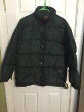 Woolrich - John Rich Men Down Winter Jacket  forest green size M EUC Packable