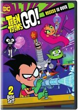 Teen Titans Go! Season 4 - Part 1 [New Dvd] Amaray Case