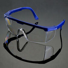 Vented Safety Goggles Glasses Eye Protection Protective Lab Anti Fog Clear Qa