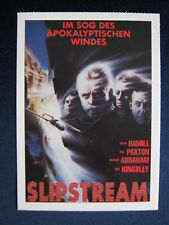 Filmplakatkarte videoplus  Slipstream   Mark Hamill