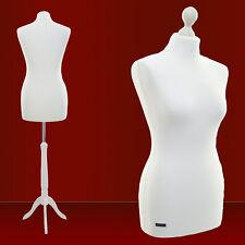 LUCCESI - Schneiderpuppe Damen Schneiderbüste Größe/Size M (36-38) Modell #11