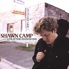 FREE US SHIP. on ANY 2 CDs! USED,MINT CD Shawn Camp: Live at the Station Inn