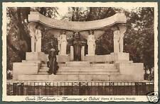 ALESSANDRIA CASALE MONFERRATO 09 MONUMENTO ai CADUTI - L. BISTOLFI Cartolina
