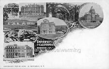 Old Photo University of California Berkeley