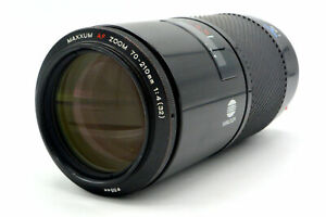 Minolta Maxxum 70-210mm f/4.0 Auto Focus A-Mount FX SLR DSLR AF Zoom Lens