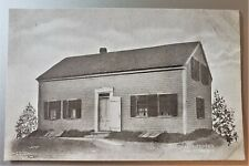PC / Moll Pitcher's Lynn Residence / Unposted / Early 1900's