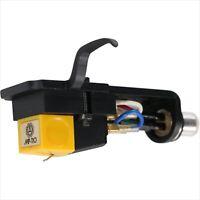NEW NAGAOKA MP-110H MM Cartridge & Headshell from Japan TRACKING