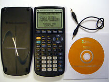 TI-83 Plus Graphing Calculator Texas Instruments TI83+ Graphic