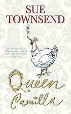 Queen Camilla, By Sue Townsend,in Used but Acceptable condition