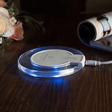 Qi Wireless für Samsung Smartphone Kabellose Ladestation Induktion Ladegerät