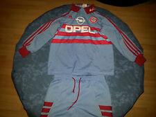 FC Bayern München Adidas Kinder Sportanzug Jogginganzug Trainingsanzug