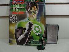 EAGLEMOSS Figure & Magazine Classic DC Super Hero Collection #4 Green Lantern