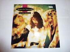 """BABES IN TOYLAND PEEL SESSIONS 10"""" LP 8 TRACKS EXCELLENT CONDITION LTD NUMBERED"""