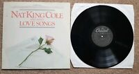 Vinyl Record Album NAT KING COLE GREATEST LOVE SONGS