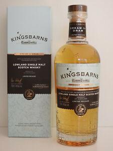 Kingsbarns Dream to Dram Lowland Single Malt Whisky, 0,7l, 46,0%