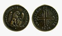 pcc2135_39) Medaglia Vessillo di Vittoria 1848 Venezia - mm 29 rara