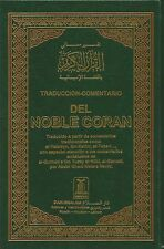 DEL NOBLE CORAN SPANISH LANGUAGE NOBLE QURAN LARGE SIZE WITH ARABIC