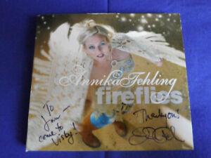 Fireflies von Annika Fehling (2010) CD/ NEUwertig/ Rarität