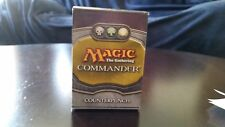 1 Empty Deck Box -COMMANDER - COUNTERPUNCH - NM/SP Condition - Magic MTG FTG