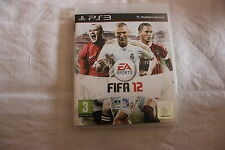 PLAYSTATION 3 FIFA 12