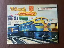 More details for tri-ang railways catalogue fifth edition 1959.