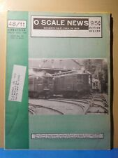 O Scale News #63 1982 March April Building the RS-1 part 2 Details for modeling