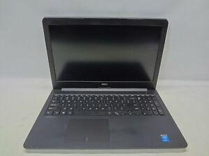 "Dell 3550 15.6"" Laptop 2 GHz i3-5005U 4GB RAM Grade C No Battery, Caddy, Webcam"