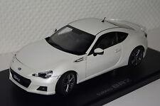 Subaru BR-Z weiß 1:18 AUTOart neu & OVP 78693