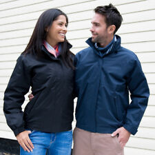 Result Core Ladies Channel Jacket Coat R221F Navy Size XSmall