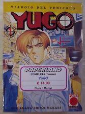 YUGO - serie completa 7 numeri - ESAURITA