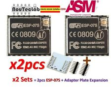 2pcs ESP-07S ESP8266 serial WiFi model Authenticity Guaranteed (ESP-07 Updated)