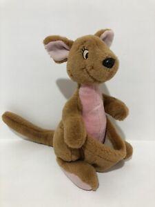 Disney Vintage Kanga From Winnie The Pooh Plush Missing Roo